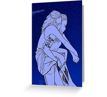 I'll Carry You Home Greeting Card