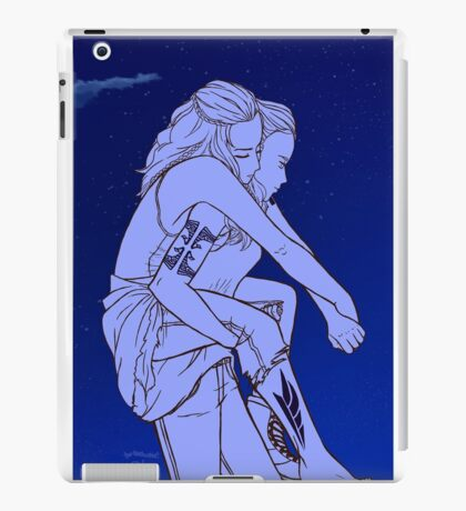 I'll Carry You Home iPad Case/Skin