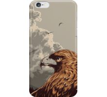 Eagle Eye In The Big Smoke iPhone Case/Skin