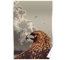 Eagle Eye In The Big Smoke Poster