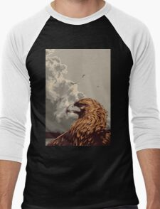 Eagle Eye In The Big Smoke Men's Baseball ¾ T-Shirt