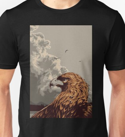 Eagle Eye In The Big Smoke Unisex T-Shirt