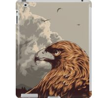 Eagle Eye In The Big Smoke iPad Case/Skin