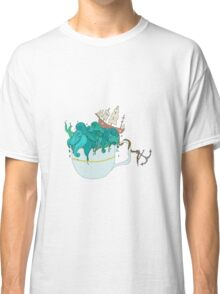 Storm in a teacup Classic T-Shirt