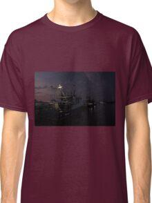 North Arm Fishing Boats Classic T-Shirt