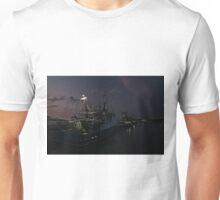 North Arm Fishing Boats Unisex T-Shirt
