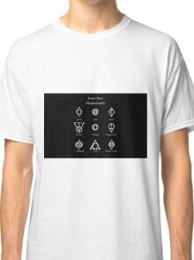 Thieves Guild Symbols/Know Your Symbols Classic T-Shirt