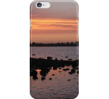 Sunset at NorthArm iPhone Case/Skin