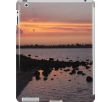 Sunset at NorthArm iPad Case/Skin