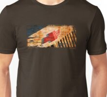Chevy Rat Rod Badge Unisex T-Shirt