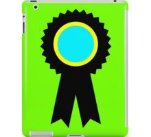 competitive ribbon iPad Case/Skin