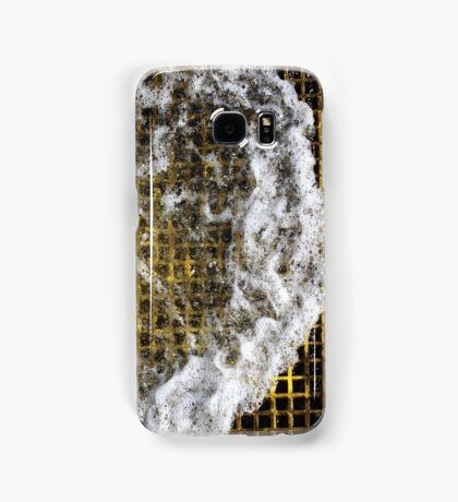 Yellow Water Surge II Samsung Galaxy Case/Skin