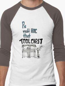 Emmet Otter approves Men's Baseball ¾ T-Shirt