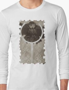 Mage Trevelyan Tarot Card Long Sleeve T-Shirt