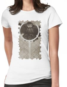 Mage Trevelyan Tarot Card Womens Fitted T-Shirt