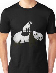 Funny Panda Express Unisex T-Shirt