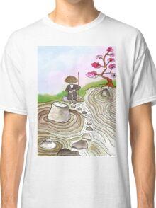 A Japanese Zen Garden Classic T-Shirt