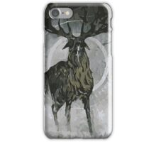 Apprentice Lavellan Tarot Card iPhone Case/Skin