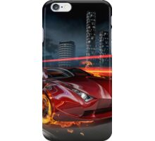Fast Fire iPhone Case/Skin