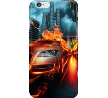 In city iPhone Case/Skin