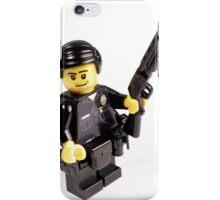 LAPD Patrol Officer - Custom LEGO Minifigure iPhone Case/Skin