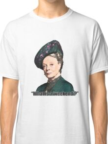 The Dowager Countess Classic T-Shirt
