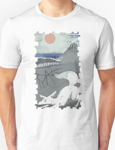 Fennec Tarot Card T-Shirt