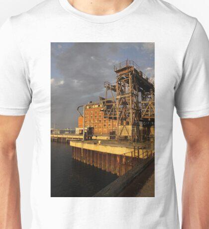 Restoring the Port Unisex T-Shirt