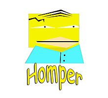 Homper Sinsonpe Photographic Print