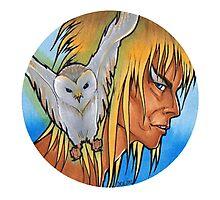 OWL GOBLIN Photographic Print
