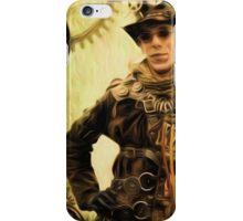 The Leathersmith of Elysium iPhone Case/Skin