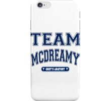 Team McDreamy  iPhone Case/Skin
