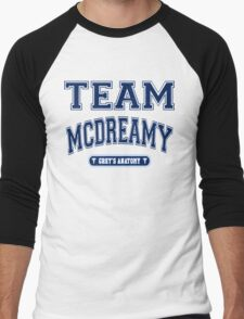 Team McDreamy  Men's Baseball ¾ T-Shirt
