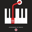 Instrument Of Choice variation by modernistdesign