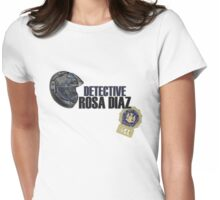 Detective Rosa Diaz Womens Fitted T-Shirt