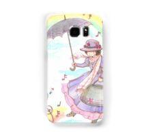 Mary Poppins Samsung Galaxy Case/Skin