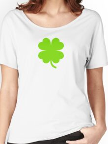 four leaf clover Women's Relaxed Fit T-Shirt
