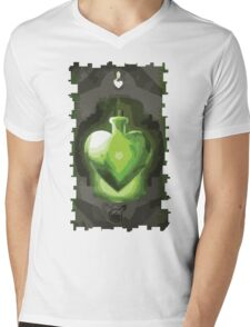 Potion Tarot Card Mens V-Neck T-Shirt