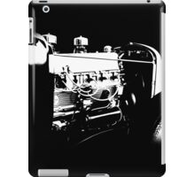 Chevrolet Rat BW © iPad Case/Skin