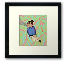 Sweet Smell of Freedom Framed Print
