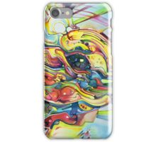 Timeless June 26 2007 - Watercolor Painting iPhone Case/Skin