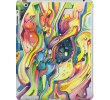 Timeless June 26 2007 - Watercolor Painting iPad Case/Skin