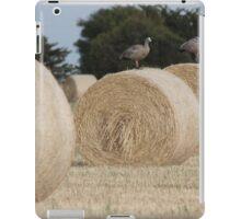 Hay Goosey, Goosey. iPad Case/Skin