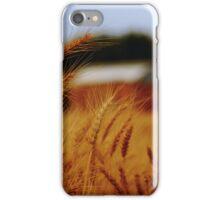 Wheat Farm 2  iPhone Case/Skin