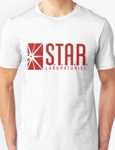 Star Labs Red T-Shirt