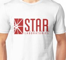 Star Labs Red Unisex T-Shirt