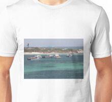 Lancelin Cray Boats Unisex T-Shirt