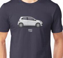 White Brio  Unisex T-Shirt