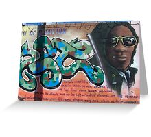 Urban Masters IV Greeting Card