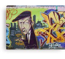 Urban Masters III Canvas Print